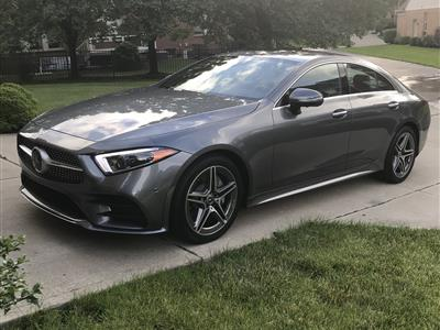 2019 Mercedes-Benz CLS Coupe lease in Alpharetta,GA - Swapalease.com