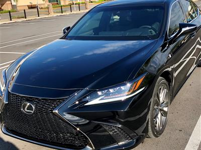 2019 Lexus ES 350 F Sport lease in Bethesda,MD - Swapalease.com
