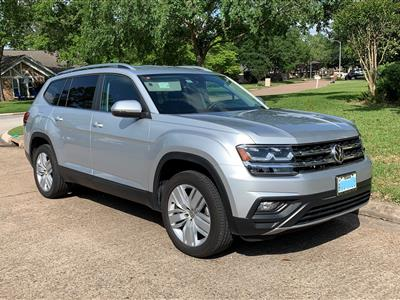 2019 Volkswagen Atlas lease in Houston,TX - Swapalease.com