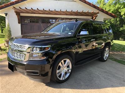 2018 Chevrolet Tahoe lease in Wylie,TX - Swapalease.com
