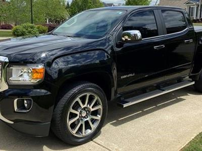 2018 GMC Canyon lease in Cumming,GA - Swapalease.com
