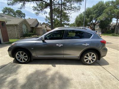 2017 Infiniti QX50 lease in Houston,TX - Swapalease.com