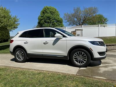 2018 Lincoln MKX lease in Zanesville,OH - Swapalease.com