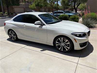 2018 BMW 2 Series lease in Chandler,AZ - Swapalease.com