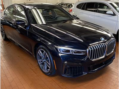 2020 BMW 7 Series lease in hoboken,NJ - Swapalease.com