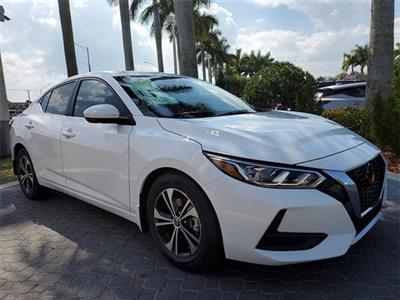 2020 Nissan Sentra lease in Sunny Isles,FL - Swapalease.com