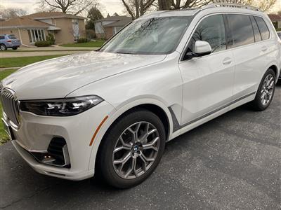 2019 BMW X7 lease in Morton Grove,IL - Swapalease.com