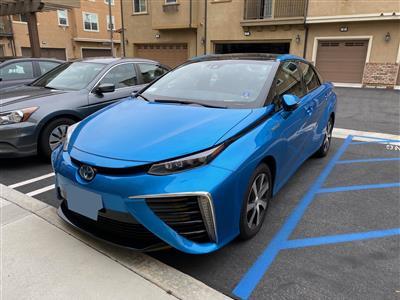 2019 Toyota Mirai lease in Mission Viejo,CA - Swapalease.com