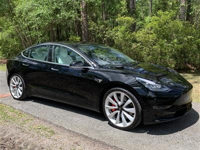 2019 Tesla Model 3 lease in Wilmington,NC - Swapalease.com