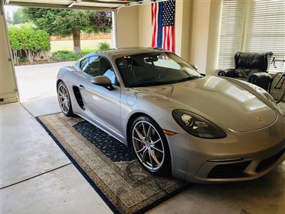 2018 Porsche 718 lease in Merced,CA - Swapalease.com