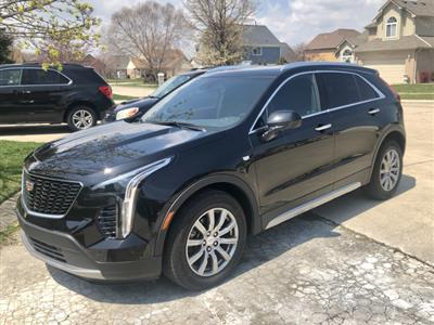 2019 Cadillac XT4 lease in Chesterfield,MI - Swapalease.com