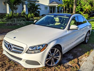 2018 Mercedes-Benz C-Class lease in St. Petersburg,FL - Swapalease.com