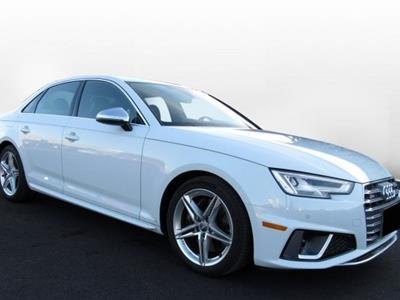2019 Audi S4 lease in Springfield,MO - Swapalease.com