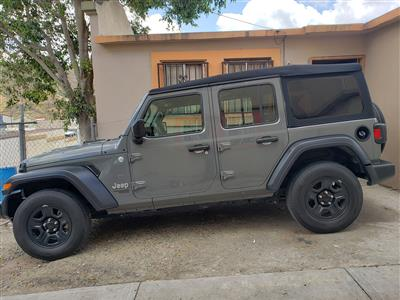 2019 Jeep Wrangler Unlimited lease in Imperial Beach,CA - Swapalease.com