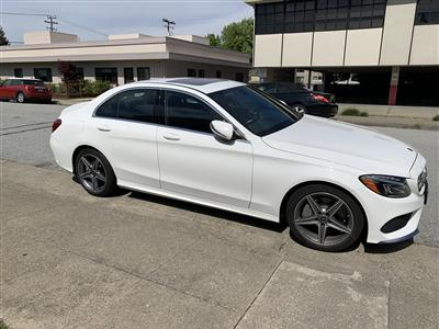 2018 Mercedes-Benz C-Class lease in San Mateo,CA - Swapalease.com