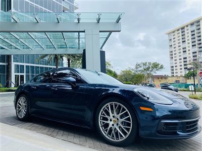 2019 Porsche Panamera lease in NORTH MIAMI,FL - Swapalease.com