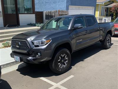 2019 Toyota Tacoma lease in Hermosa Beach,CA - Swapalease.com