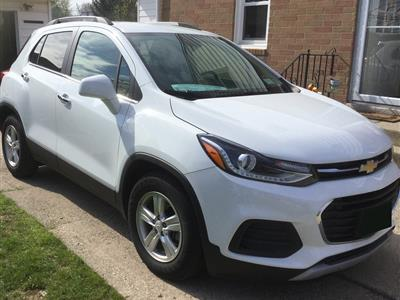 2018 Chevrolet Trax lease in West Seneca,NY - Swapalease.com