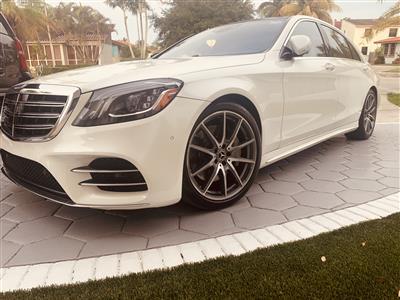 2018 Mercedes-Benz S-Class lease in Miami,FL - Swapalease.com