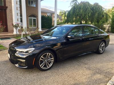 2019 BMW 7 Series lease in STATEN ISLAND,NY - Swapalease.com