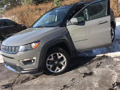 2020 Jeep Compass lease in Livonia,MI - Swapalease.com