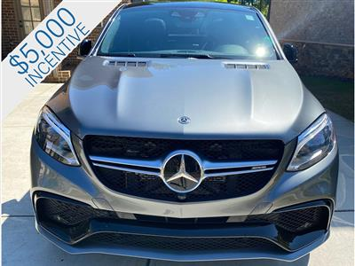 2019 Mercedes-Benz GLE-Class Coupe lease in Swanee,GA - Swapalease.com