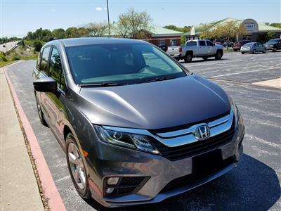 2019 Honda Odyssey lease in Springfield,MO - Swapalease.com