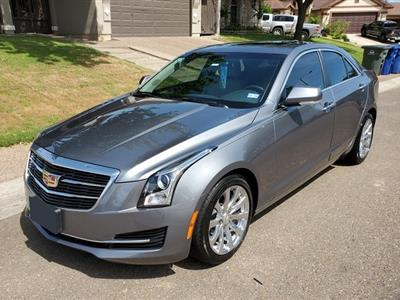 2018 Cadillac ATS lease in Laredo,TX - Swapalease.com