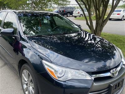 2017 Toyota Camry lease in NORTH LITTLE ROCK,AR - Swapalease.com