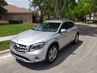 2019 Mercedes-Benz GLA SUV lease in Weston,FL - Swapalease.com