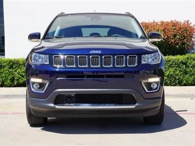 2019 Jeep Compass lease in Dayton,OH - Swapalease.com