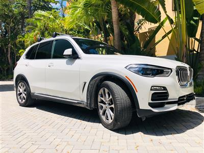 2019 BMW X5 lease in COCONUT GROVE,FL - Swapalease.com