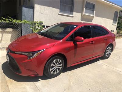 2020 Toyota Corolla Hybrid lease in Lake Elsinore,CA - Swapalease.com