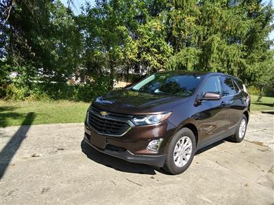 2020 Chevrolet Equinox lease in Lowellville,OH - Swapalease.com