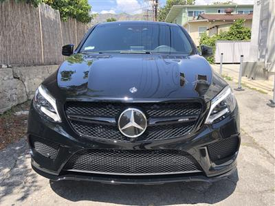 2019 Mercedes-Benz GLE-Class Coupe lease in Baldwin park,CA - Swapalease.com