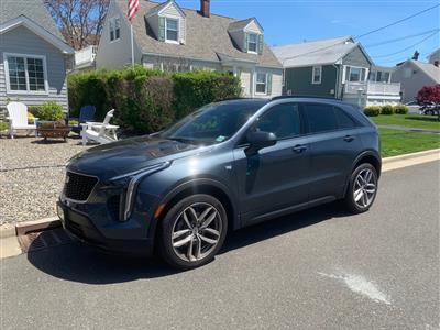 2019 Cadillac XT4 lease in SPARTA,NJ - Swapalease.com
