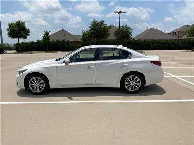 2018 Infiniti Q50 lease in Plano,TX - Swapalease.com