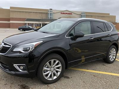 2019 Buick Envision lease in Aurora,OH - Swapalease.com