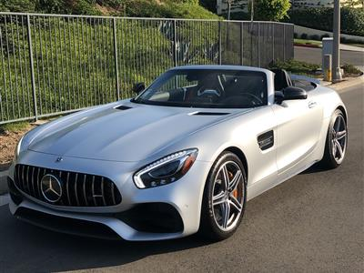 2018 Mercedes-Benz AMG GT lease in Irvine,CA - Swapalease.com