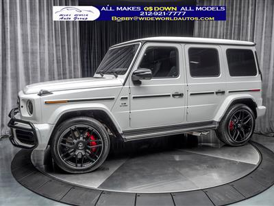 2020 Mercedes-Benz G-Class lease in New York,NY - Swapalease.com