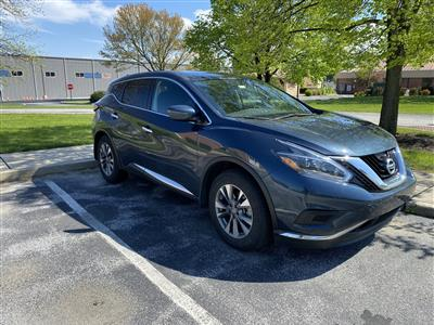 2018 Nissan Murano lease in Phoenixville,PA - Swapalease.com