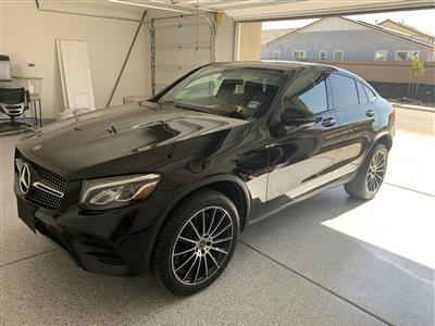 2019 Mercedes-Benz GLC-Class Coupe lease in Beaumont,CA - Swapalease.com