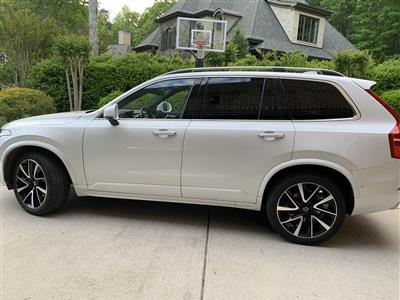 2019 Volvo XC90 lease in Wake Forest,NC - Swapalease.com