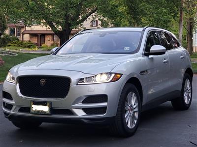 2019 Jaguar F-PACE lease in PARAMUS,NJ - Swapalease.com