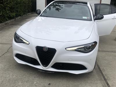 2019 Alfa Romeo Giulia lease in Syosset,NY - Swapalease.com