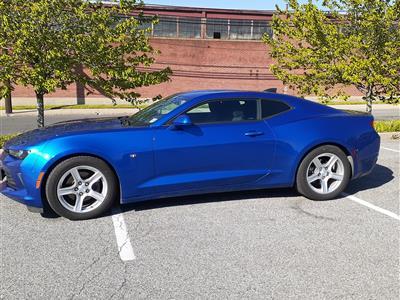 2018 Chevrolet Camaro lease in Chatham,NJ - Swapalease.com