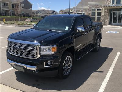 2019 GMC Canyon lease in Aurora,CO - Swapalease.com