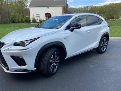2019 Lexus NX 300 F Sport lease in Freehold,NJ - Swapalease.com