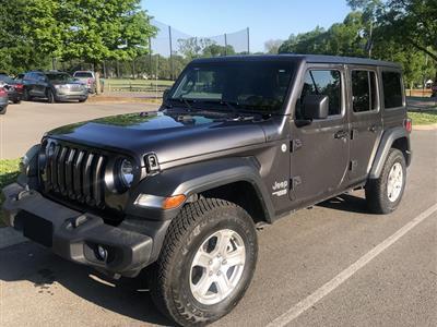 2018 Jeep Wrangler lease in Nashville,TN - Swapalease.com
