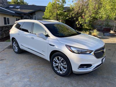 2018 Buick Enclave lease in El Cajon,CA - Swapalease.com